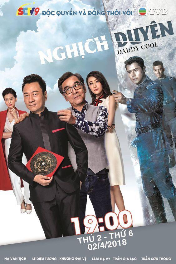 Phim Nghịch Duyên Hồng Kông