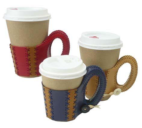 coffee cup holder テイクアウト用のコーヒーカップホルダー ラージとスモールの2種類のサイズに対応するアジャスター付き
