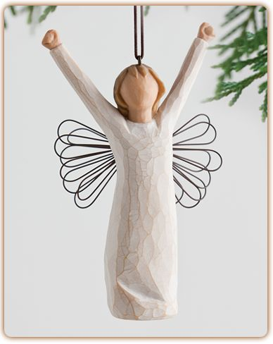 Courage Ornament - Bringing a triumphant spirit, inspiration and courage