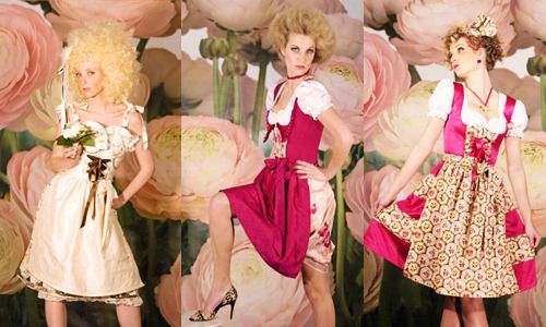 Dirndl Couture « CREATIVE LOUNGE