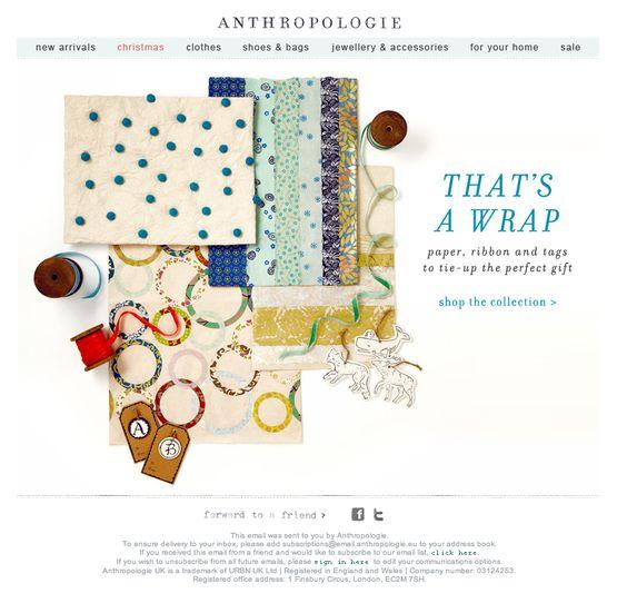 Anthropologie | 11.2012