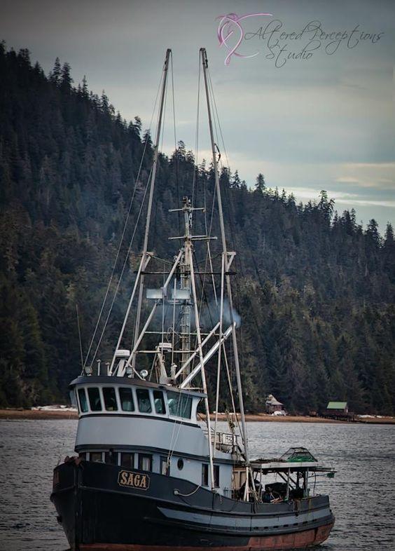 Fishing vessel saga and alaska on pinterest for Petersburg alaska fishing