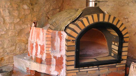 Hornos de leña Ecuador; como construir un horno de artesanal.