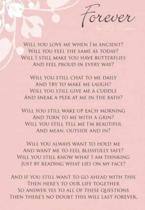 New Wedding Vows Funny For Him Life 59 Ideas Funny Wedding Vows Wedding Vows Quotes Wedding Poems
