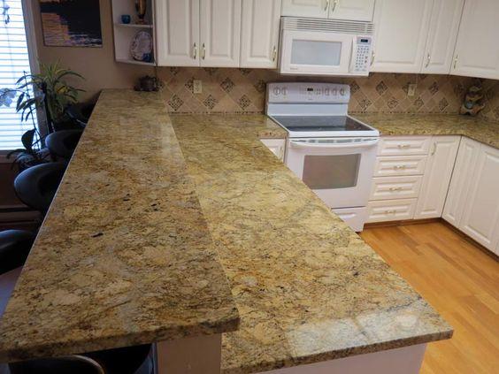 Granite Countertops Granite And Countertops On Pinterest
