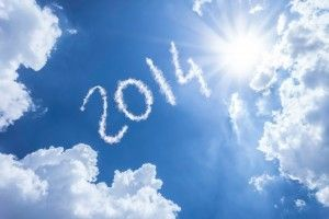 Happy New Year: The Sky's the Limit in 2014