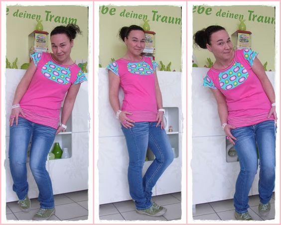 ♥ Hummelschn ♥✂ : ✂ ♥ SCHNIMUMIX ♥ ✂ Schnelles Shirt by #allerlieblichst