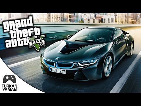 Furkan Yaman Gta 5 Youtube Bmw I8 Grand Theft Auto Bmw