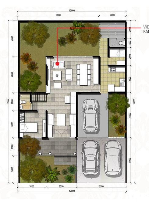 770 Gambar Tampak Depan Rumah Ukuran 4 Meter Gratis Terbaik