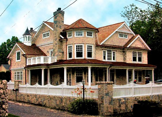 Modular home design by douglas cutler architects modular for Victorian style modular homes