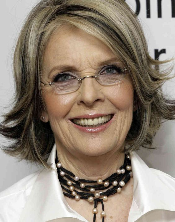 diane keaton hair style then again diane keaton on owing it all to 1241