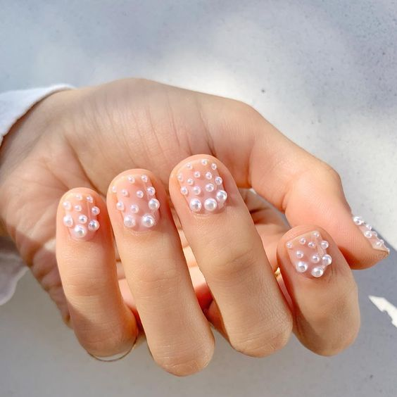 Consider this your go-to guide for manicure ideas for the rest of the year. We pulled together the biggest nail trends for 2019 from the spring-summer runways and from Instagram's most-talented nail artists. These trends work on short nails and long nails—it truly doesn't matter as long as you have the guts to step outside the familiar comfort of a red or nude manicure.