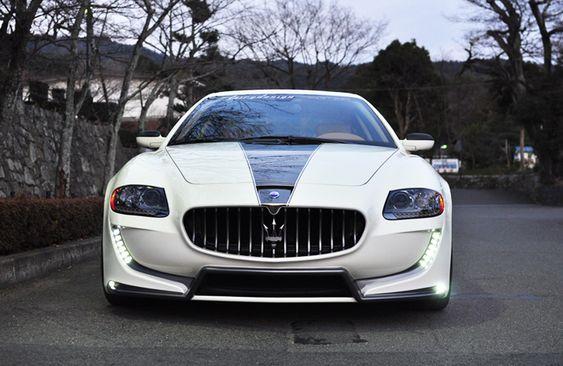 Chique: Maserati Quattroporte Fairy Design Bodykit | Maserati | Pinterest | Maserati  Quattroporte, Maserati And Sedans Great Ideas