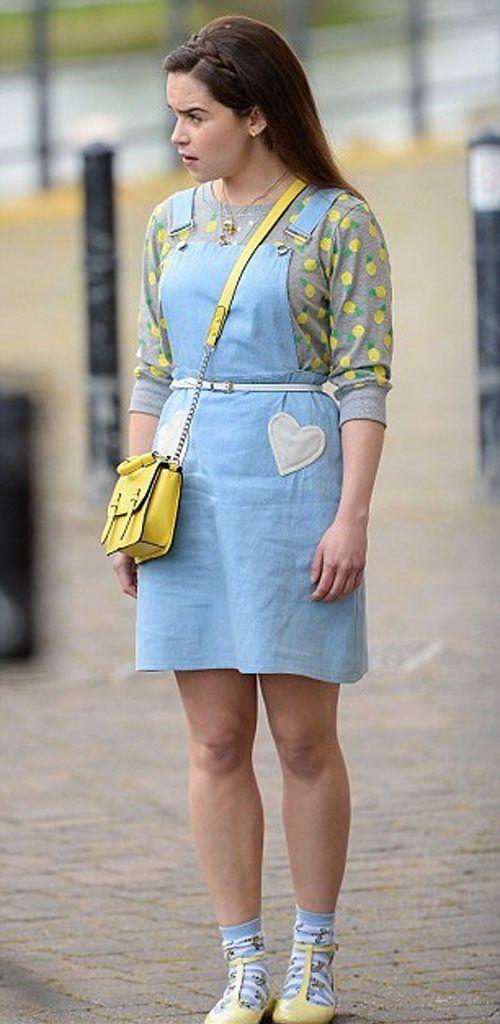 6 Consejos Para Vestir Como Louisa Clark La Amante De Los Colores En Yo Antes De Ti Ropa De París Moda Ropa