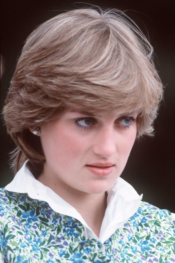 July 25, 1981: Lady Diana Spencer watches Prince Charles play polo at Tidworth. http://www.neilfindlay.com