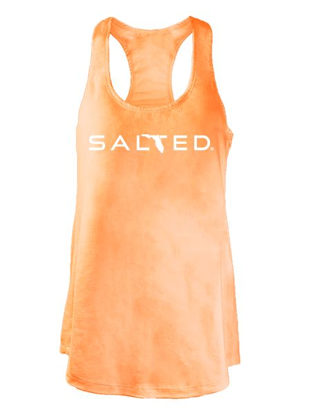 Show everyone the lifestyle you choose to live by with this salted lifestyle tank representing the state of Florida. Self Fabric: 30 Single Cotton Poly Light Weight French Terry 165g 4.9oz 50% Combed