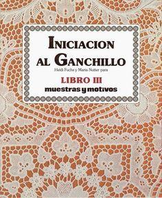 Iniciación al ganchillo III - Revistas de manualidades Gratis
