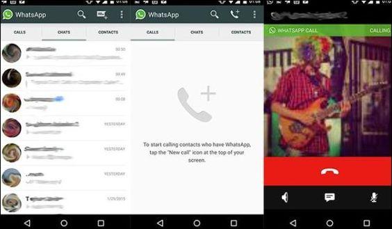 WhatsApp : les appels vocaux déjà disponibles chez certains utilisateurs