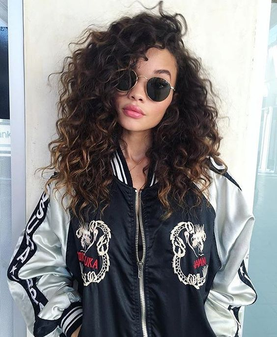 This is one of the best ways to wear natural hair!