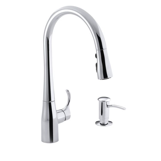 ... Kitchen Faucet at Lowes.com Timberlane Reno Pinterest Faucets