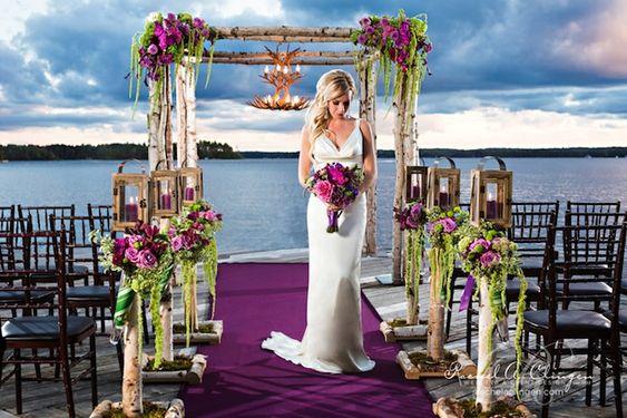 Cheap Wedding Gowns Toronto: Muskoka Weddings At Touchstone Resort
