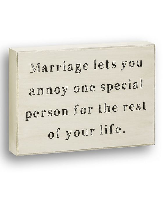 Look at this 'Annoy One Special Person' Box Sign on #zulily today!