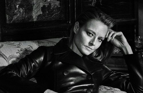Jodie Foster, photographed by Mikael Jansson for INTERVIEW, March 2016.
