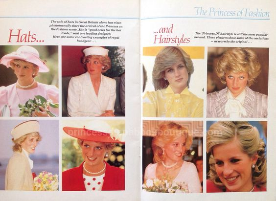 Hats and Hairstyles