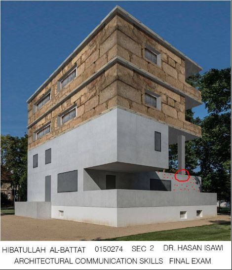 Taboosh LeeArchitectural Communication Skills- مهارات اتصال معماري