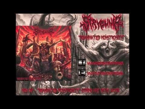 Strychnia - Reanimated Monstrosity (Featuring John Gallagher of Dying Fetus) - Best of 2013 Runner-Up: http://majbritt.levinsen.se/2013/12/best-of-2013-the-runner-ups/
