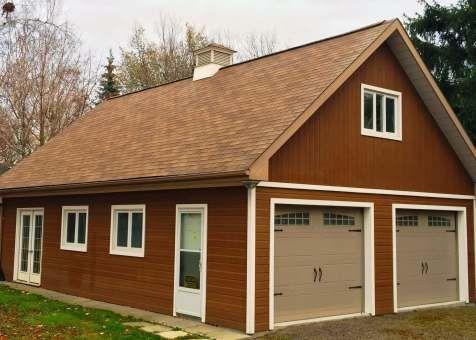 Wood Garage Kits Prefab Garages, How Much Does A Prefab Garage Cost