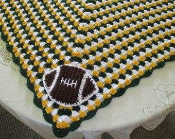 Free Crochet Green Bay Packers Patterns Green Bay Packer