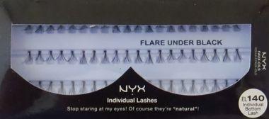 NYX Fabulous Lashes & Glue, EL 140 Individual Bottom Lash
