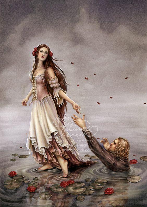 Art Print - Fairy Tales by Selina Fenech