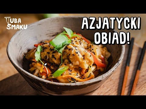 Najlepszy Makaron Udon Z Kurczakiem Przepis Na Azjatycki Obiad Pascal Brodnicki Youtube Food Chicken Udon