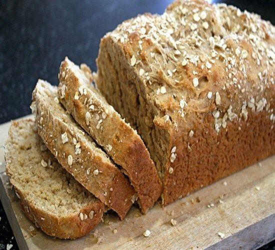 خبز الشوفان وكيفية تحضيره بأكثر من طريقة Bread Quick Bread Honey Oats