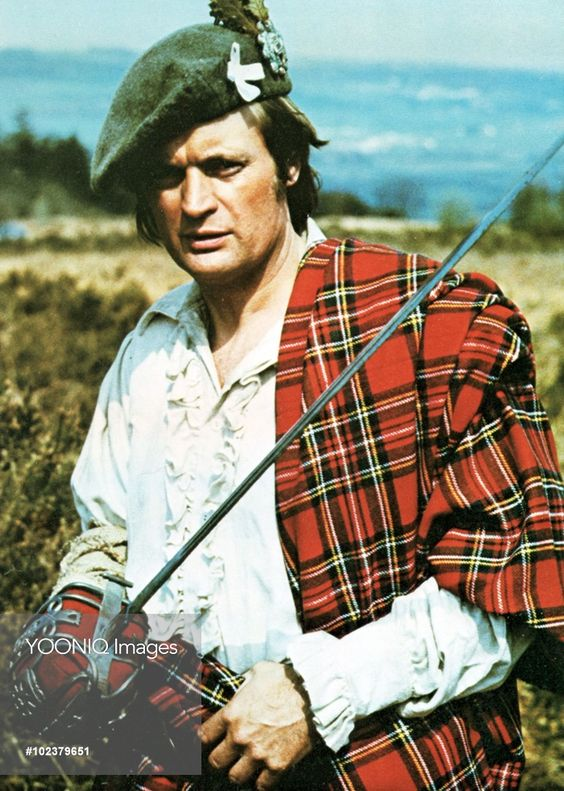 David McCallum as Alan Breck Stewart in the 1978 ... David Catalano Ri Photos