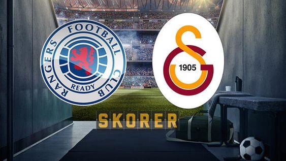 Rangers Galatasaray Play Off Maci Ne Zaman Saat Kacta Hangi Kanalda Uefa Avrupa Ligi Galatasaray Uefa Avrupa Ligi 3 On Eleme Turu Macinda Mac Kanal Avrupa