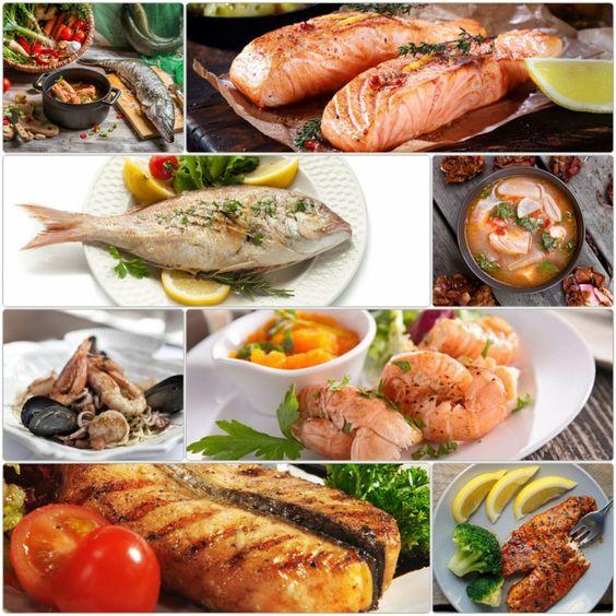schnelle und gesunde Fischgerichte Rezepte