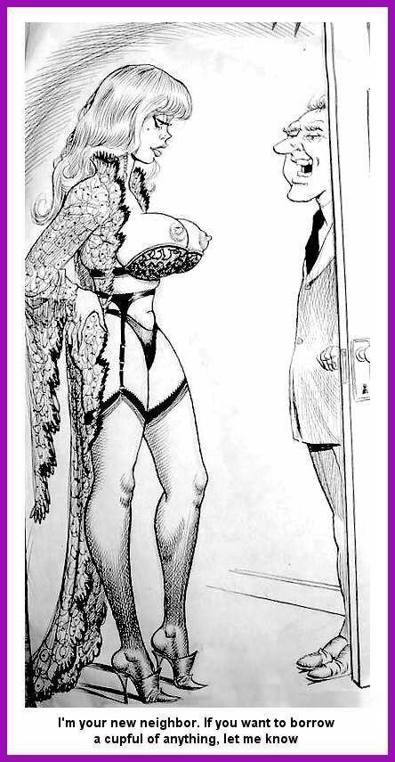 Art of Bill Ward