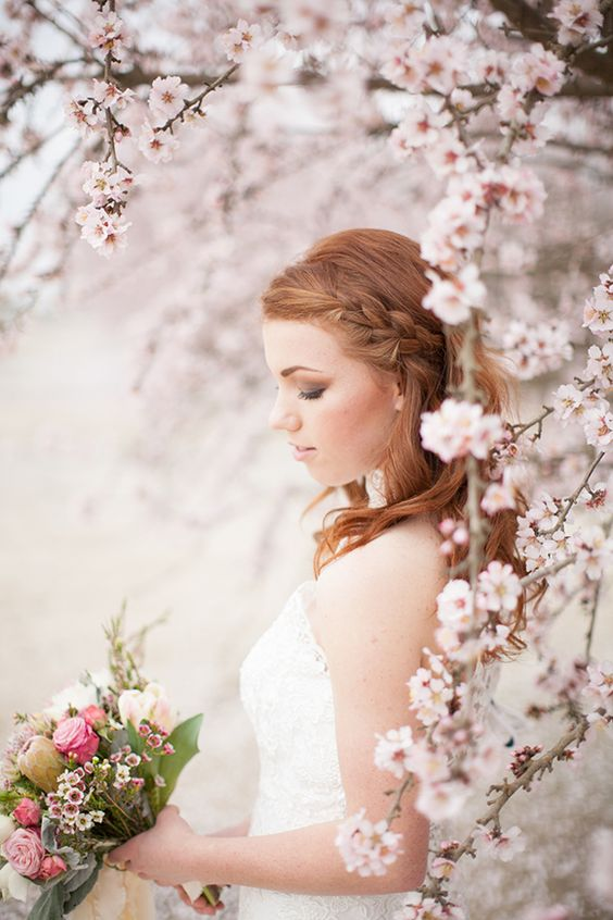 Almond Blossom Inspiration by Diana McGregor: