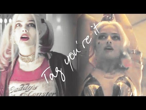 Harley Quinn | Tag you're It - YouTube