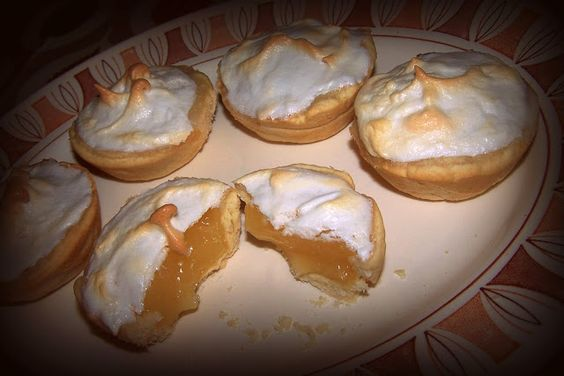 *~my house is cuter than yours~*: Grapefruit Tarts (much, much easier grapefruit pie)