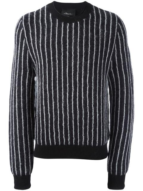 3.1 PHILLIP LIM striped jumper. #3.1philliplim #cloth #jumper