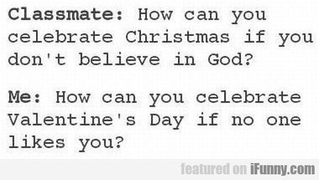 How Can You Celebrate