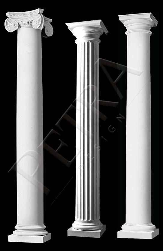 Interior And Exterior Columns Frp Columns Precast Columns Cast Stone Columns Grg Columns Round Colum Architectural Columns Interior Columns Pillar Design