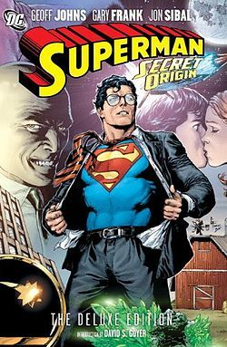 Superman: Secret Origin - Wikipedia, the free encyclopedia