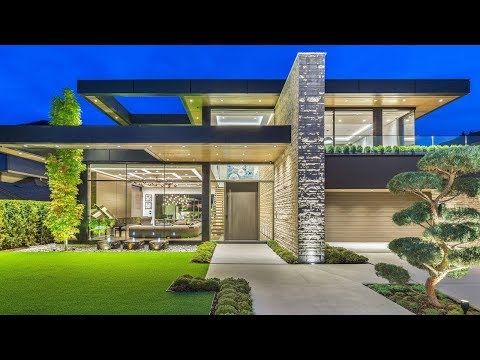6 Great Modern Homes Whatch Now Youtube Canadian House Modern Family House House Design