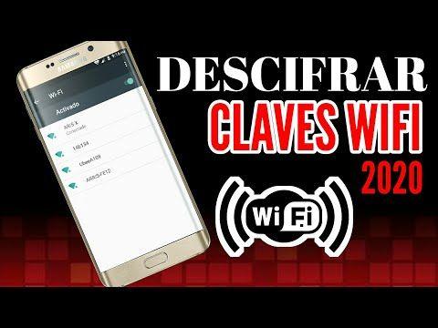 Deacifrar Claves Wifi 2020 En Tu Android Funciona Al 100 Youtube En 2020 Claves Wifi Wifi Como Descifrar Claves Wifi
