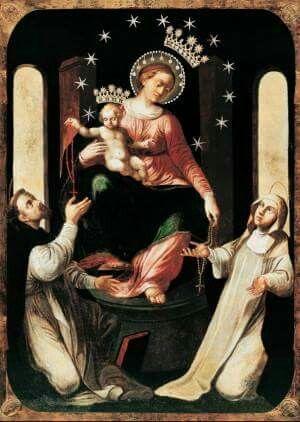 Madonna del rosario, Pompei (Napoli).